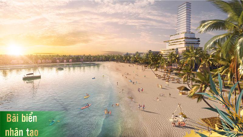 Tiện ích bãi biển nhân tạo TMS Homes Wonder World